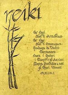 Regole vita del reiki